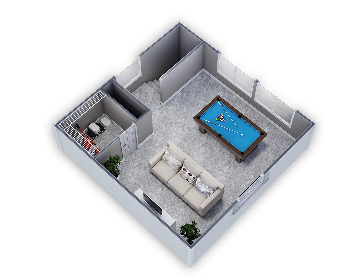 LH plan 15 gameroom