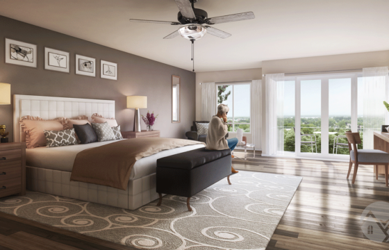 How to make the most of 3D Visualization when remodeling your bedroom